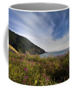 Coastal Wildflowers Of Oregon Coffee Mug