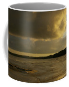 Coastal Winters Afternoon 2 Coffee Mug by Amy-Elizabeth Toomey