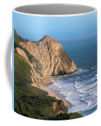 Coastline At Point Reyes National Sea Coffee Mug