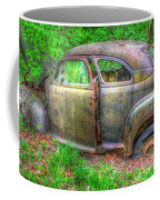 Coat Of Different Colors- Auto Personalities #3 Coffee Mug