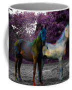 Coats Of Many Colors Coffee Mug