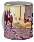 Cobble Stone Streets Of Cuba Coffee Mug