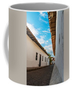 Cobblestone Street Coffee Mug