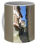 Cobblestone Village Street Coffee Mug