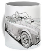 Ac Ford Cobra With 427  Coffee Mug