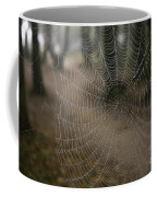 Cobweb Coffee Mug