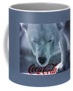 Coca Cola Polar Bear Coffee Mug