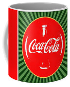 Coca Cola Pop Art  Coffee Mug