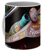Coca Cola Sign Buenos Aires Coffee Mug