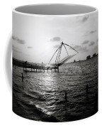 Dusk At Cochin Coffee Mug