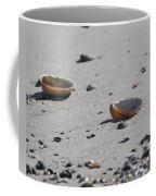 Cockle Shells On Little Island Coffee Mug