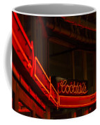 Cocktails In Neon Coffee Mug