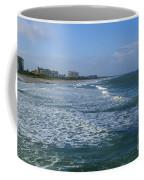 Cocoa Beach Seascape Coffee Mug