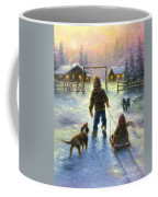 Cocoa Time Coffee Mug