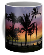 Coconut Island Sunset - Hawaii Coffee Mug