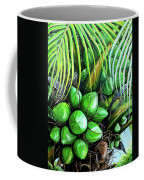 Coconut Tree   Sold Coffee Mug