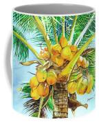 Coconut Series II Coffee Mug