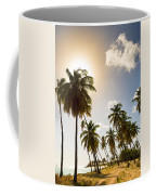 Coconut Trees Coffee Mug