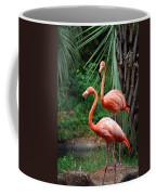 Code Pink Coffee Mug by Skip Willits