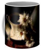 Coffee And Daisies  Coffee Mug