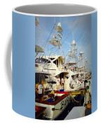 Coffee Boats Coffee Mug