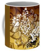 Coffee Flowers 10 Calypso Coffee Mug