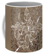 Coffee Flowers 11 Coffee Mug