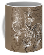 Coffee Flowers 2 Coffee Mug