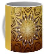 Coffee Flowers 4 Calypso Ornate Medallion Coffee Mug