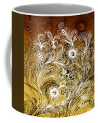 Coffee Flowers 6 Calypso Coffee Mug