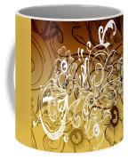 Coffee Flowers 7 Calypso Coffee Mug