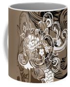 Coffee Flowers 8  Coffee Mug