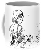 Coffee Lady Coffee Mug