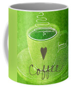 Coffee Coffee Mug by Linda Woods