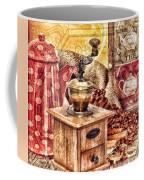 Coffee Mill Coffee Mug