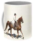 Coffee Saddlebred Coffee Mug