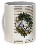 Coffee Wreath Coffee Mug