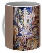 Coffeehouse Of The Mind Coffee Mug