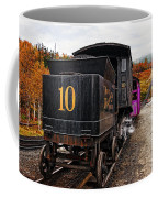 Cog Railway Coffee Mug