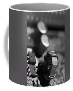 Coil Top Profile Coffee Mug