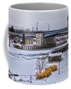 Col Patrick O' Rorke Memorial Bridge Coffee Mug