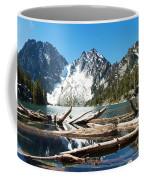 Colchuck Lake Panorama Coffee Mug