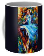Cold Ballet Coffee Mug