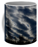 Cold Cloudscape Coffee Mug