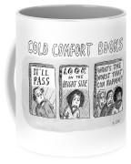 Cold Comfort Books Coffee Mug