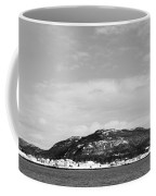 Cold Day In The Harbour  Coffee Mug