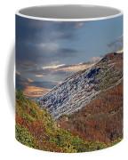 Cold Day On The Blue Ridge Coffee Mug