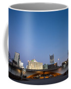 Cold Fire Coffee Mug