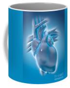 Cold Heart Coffee Mug