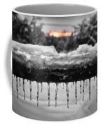 Cold Morning Light Coffee Mug